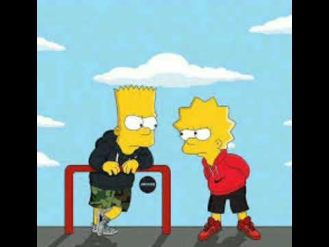 Топ фото Барта Симпсона в NIKE, Адидас, SUPREME, GUCCI. Под песню (В💊ТАМ💊НКА)
