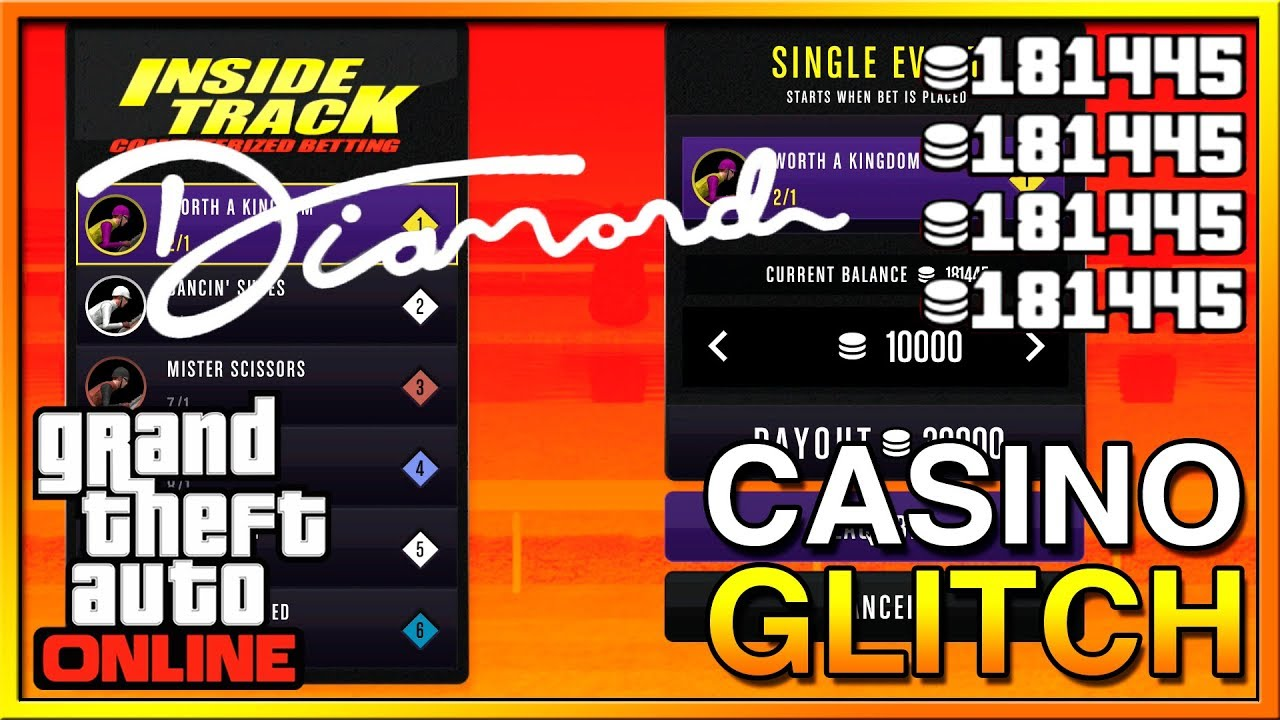 Gta Online Casino Geld Glitch