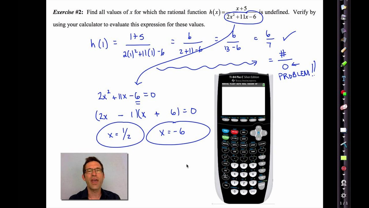 Common Core Algebra II.Unit 10.Lesson 5.Introduction to Rational ...