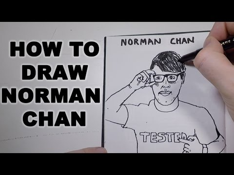 How to Draw Norman Chan