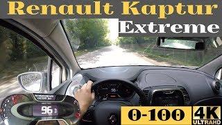 Какова мощь Renault Kaptur Extreme ?