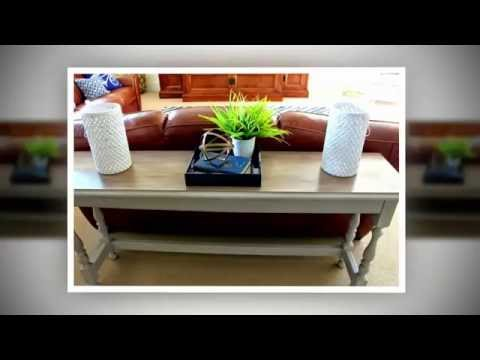 10 Extra Long Sofa Table Ideas for Your Home - Tablespedia