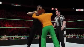 WWE 2K16: Kyle Broflovski vs. Paul