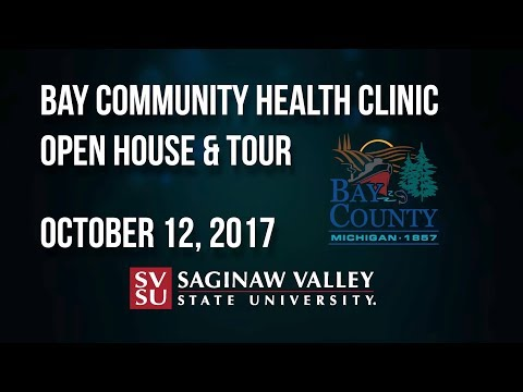 Bay Community Health Clinic Open House & Tour - October 19, 2017