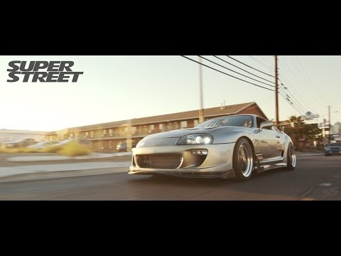 Supras in Vegas (2016) | Super Street