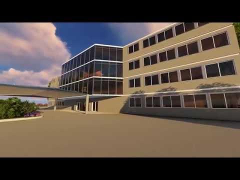 Hospital Architectural Concept Design