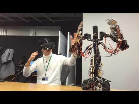 Telexistence Robot Prototype3-2