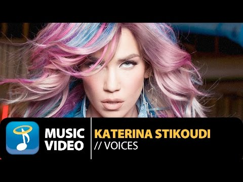 Katerina Stikoudi - Voices ( Official Video Clip 360ᵒ HD)