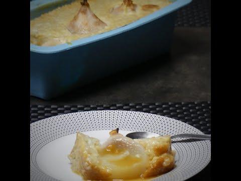 gâteau-de-riz-aux-poires,-recette-facile-au-thermomix,-tm31,tm5-ou-tm6