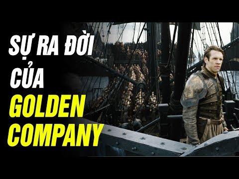 Game of Thrones - GOLDEN COMPANY (ĐỘI QUÂN VÀNG) LÀ AI?