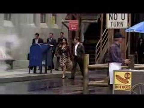 Eric Close Poppy Montgomery Without a Trace Season Six