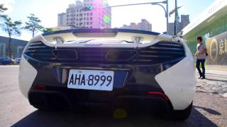 McLaren 12C GT Can-Am Edition 2013 Videos