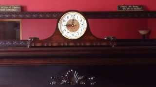 1930 Bulova Mantel Clock Conversion