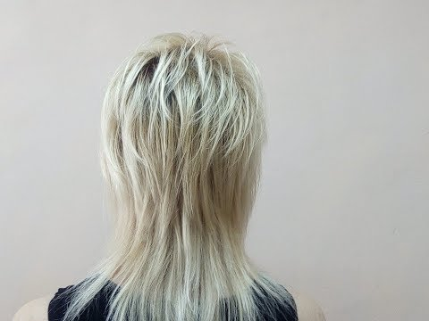 Стрижка аврора на короткие волосы видеоурок