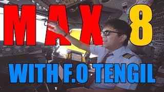 MAX 8 EXPLANATION WITH F.O TENGIL RON PAPUA