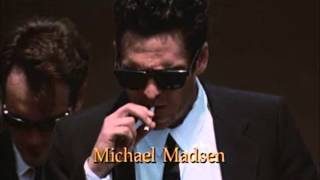 Reservoir Dogs - Stuck In The Middle With You