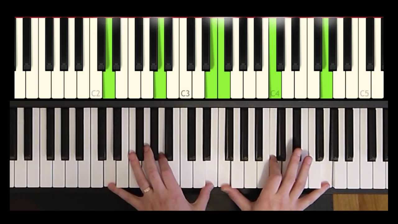 How to play a gospelrb minor 11 chord the piano shed youtube how to play a gospelrb minor 11 chord the piano shed hexwebz Gallery