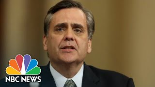 Republican Witness Jonathan Turley: 'This Is Not How You Impeach An American President' | NBC News