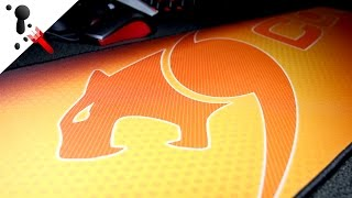Cougar Arena Extra Large Mouse Pad Review