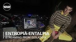 Entropia-Entalpia | Boiler Room: Streaming From Isolation with Mamba Negra