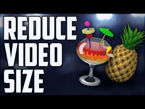 How To Reduce Video Size Without Losing Quality (HandBrake Tutorial)