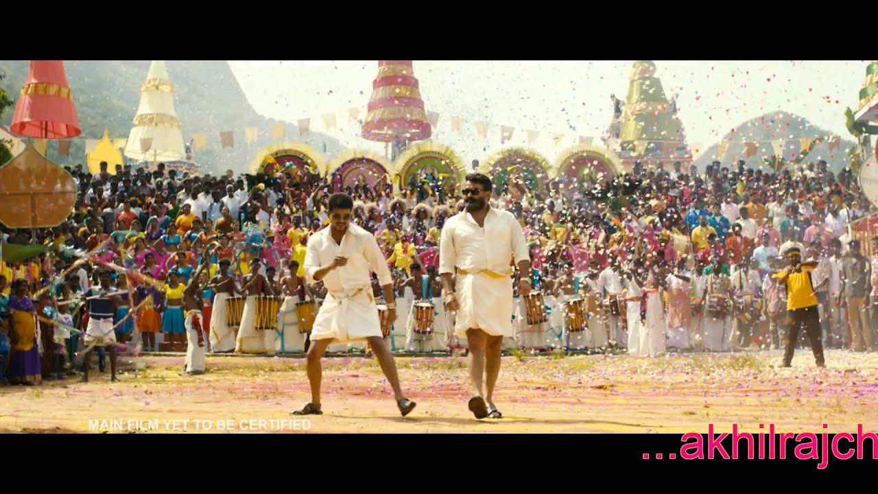 Jilla New Official Teaser HD | Ilayathalapathy Vijay ...