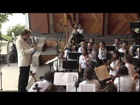 Christopher Wilkins leads Boston Civic Symphony - Wagner Meistersinger Prelude