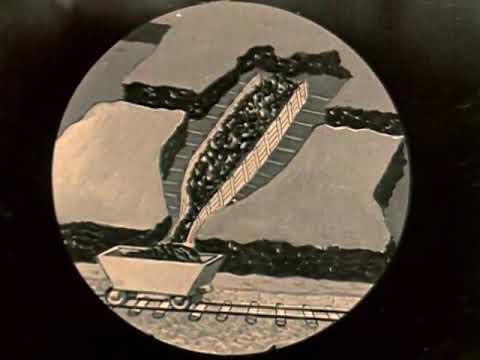 Anthracite Coal Mining Circa 1920