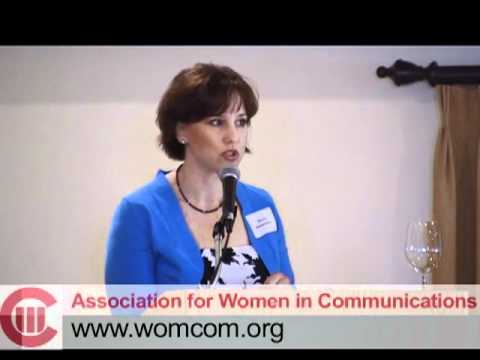 Maria Henneberry On The Association For Women In Communications