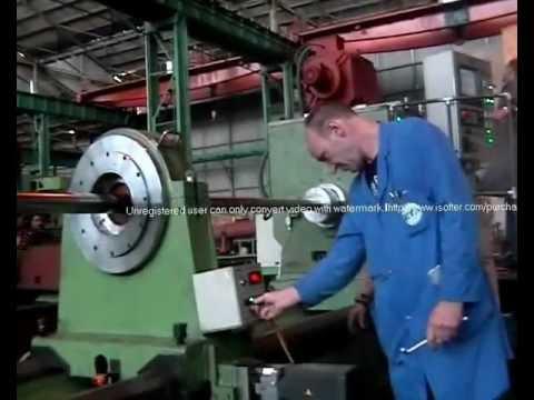 HEC -deep hole boring machine