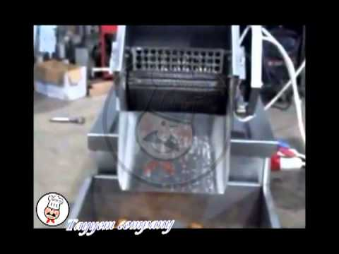 Falafel Production Line Machine 3 balls-tayyem company.mpg