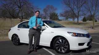 2014 Honda Accord Hybrid Test Drive Review