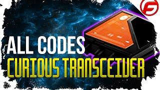 Destiny Curious Transceiver ALL PASSCODES Sleeper Simulant Quest Line Transceiver codes