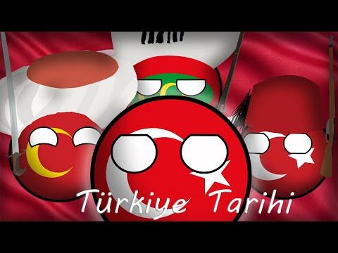 COUNTRYBALLS | История Турции (Türkiye Tarihi)