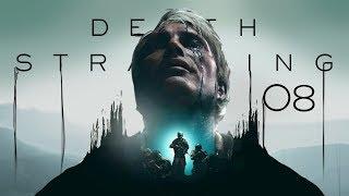 Death Stranding (PL) #8 - Pierwszy boss (Gameplay PL / Zagrajmy w)