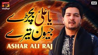 Ya Ali Bachray Jewan Tere   Ashar Ali Raj   TP Manqabat