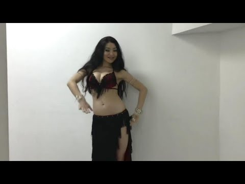 BELLY DANCER Aigerim from Kazakhstan