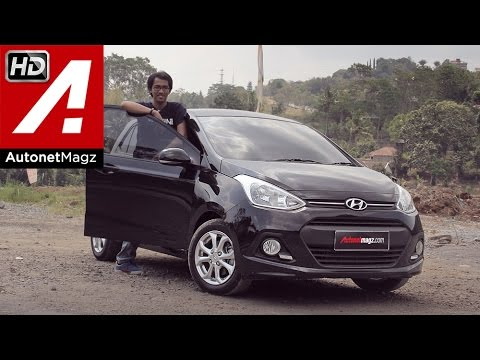Review Hyundai Grand i10 Indonesia 2015