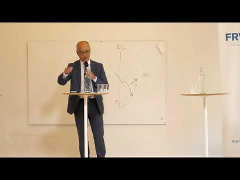 Frédéric Cho om Hongkongs ekonomiska betydelse för Kina