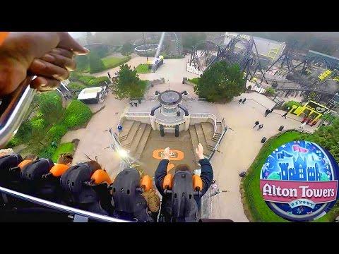 ALTON TOWERS 2017 PART 1