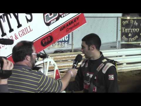 Williams Grove Speedway 305 Sprint Car Victory Lane 5-23-14