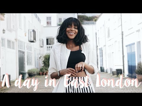 FOLLOW ME AROUND EAST LONDON FOR A DAY | JOY MUMFORD