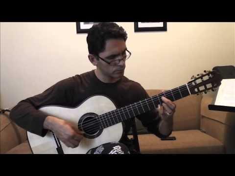 CORDOBA MASTER SERIES Classical Guitar 1864 TORRES MODEL - Lagrima by Francisco Tarrega