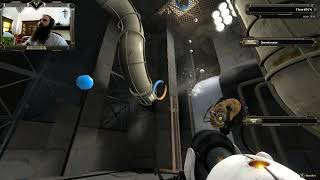 Portal 2 with Thor Episode 3