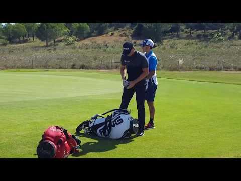 Momentos Matt Wallace Vencedor do 55º Open Portugal Golfe 2017