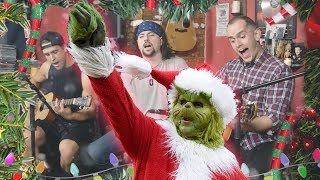 Metal Band Covers youre A Mean One, Mr. Grinch