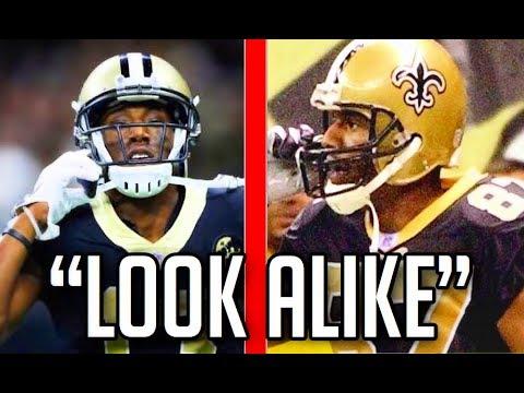 "NFL ""Look Alike"" Moments || HD"
