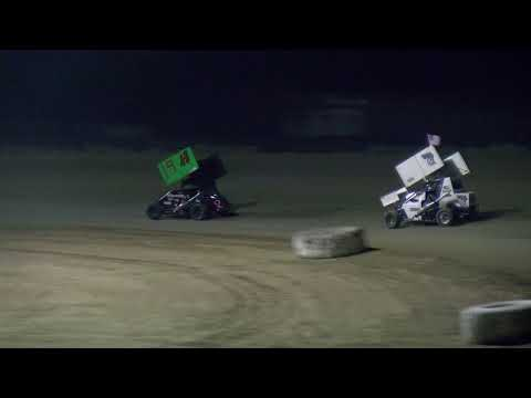 9-16-2017  250cc Micro Sprint's Main Event