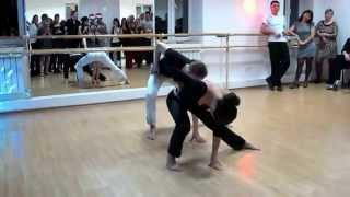 Лучшее видео о Сальсе!!!.Танец  Salsa Show.