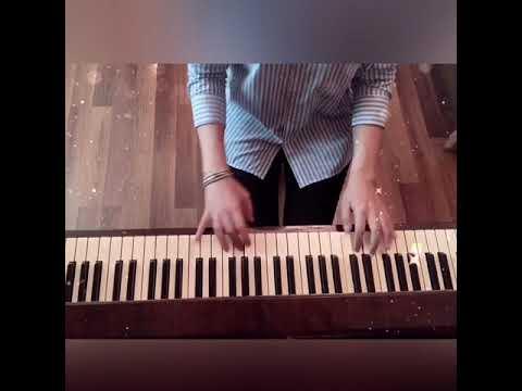 Barat Abdullayev - Kirpiklerimden Süzülen Eşqim (piano)